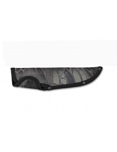 Couteau Tactique K25 Camo Coated Kryptec Simple Tranchant