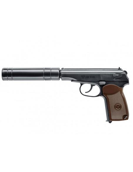 Makarov Silencer KGB Semi Auto Umarex CO2 4,5mm