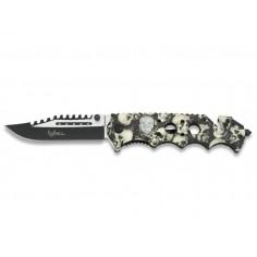 Couteau Pliant Skull Albainox Aristida