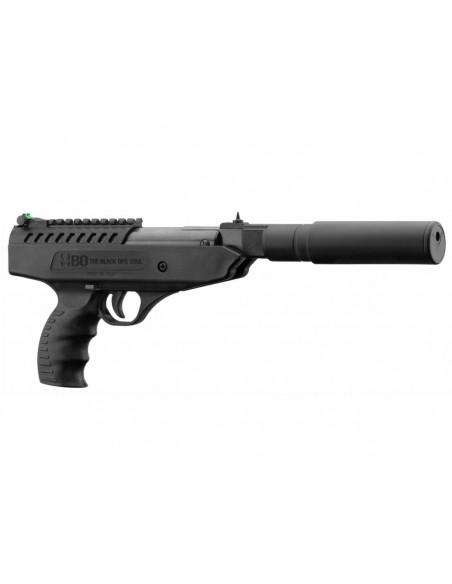 Pistolet a Plomb Langley Silencer BO 4,5 mm Air Comprimé 14 J