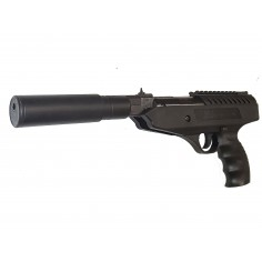 Pistolet a Plomb Langley Silencer BO 4,5 mm Air Comprimé 14 J