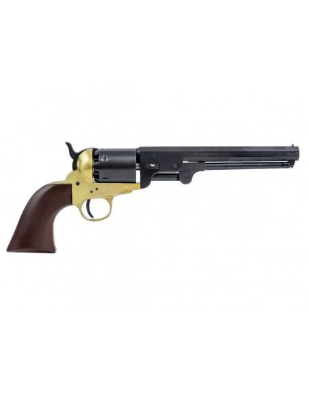 Revolver 1851 Navy Millenium US Martial Poudre Noire CAL 44