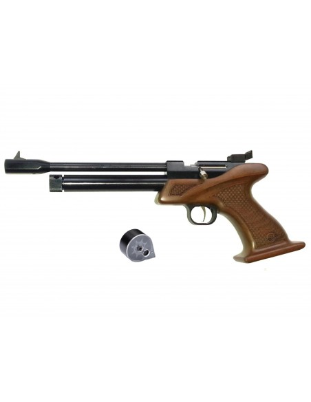 Pistolet CP1M Multi Shot Victory SMK 4,5 mm Plomb CO2