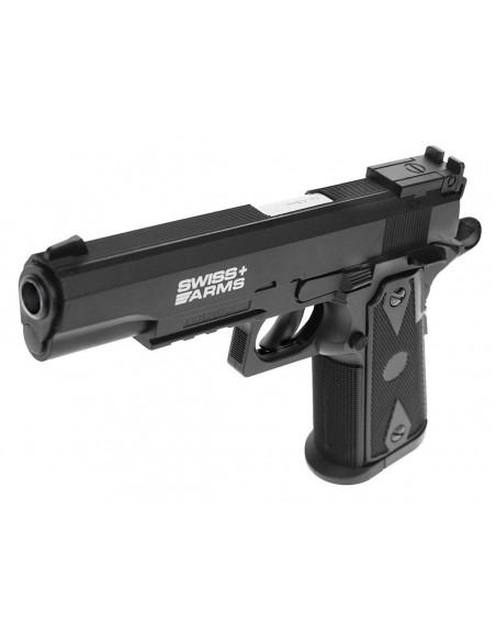 P1911 Match Swiss Arms CO2 4,5mm