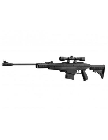 Carabine Black Ops Pendelton Scope 4X32 plomb 4,5 mm 20 J