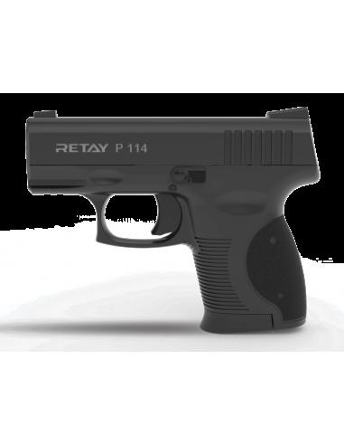 Pistolet d'Alarme P114 Retay cal 9 mm...