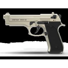 M92 FS Satin Retay cal 9 mm PAK Noir