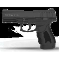 Pistolet d'Alarme PT24/7 Retay cal 9 mm PAK Noir