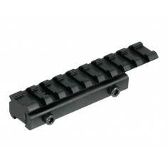 Rail Adaptateur UTG 11 mm vers Picatinny 21 mm