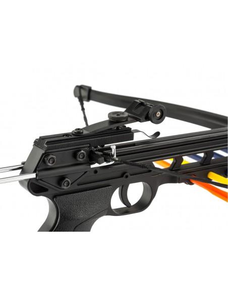 Pistolet Arbalete Shoot Again 50 livres