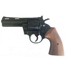 Revolver Python 357 cal 9 mm bronzé noir Crosse Bois Gen 2